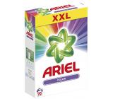 Ariel Color prací prášok na farebnú bielizeň krabice 72 dávok 5,4 kg