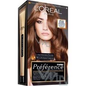 Loreal Paris Préférence Feria farba na vlasy P10 extra zosvetľujúci pre tmavé vlasy