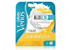 Gillette Venus & Olay náhradné hlavice 4 kusy pre ženy
