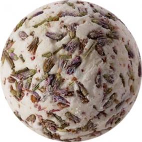Bomb Cosmetics Levandule - Lavender Bath Creamer Kulička do koupele 30 g