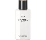 Chanel No.5 pěnová koupel 200 ml