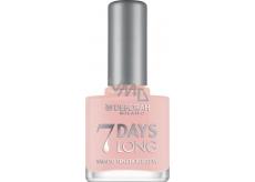 Deborah 7 Days Long Nail Enamel lak na nehty 864 Nude Pink 11 ml