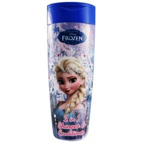 Frozen 2v1 šampón a kondiconér pre deti 400 ml