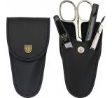 Kellermann 3 Swords Luxusný manikúra 4 dielna Fashion Materials v aktuálnom módnom materiáli L58101 FN