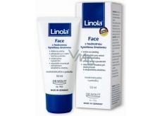 Linola Face s hodnotnou kyselinou linolovou krém na obličej pro velmi suchou pokožku 50 ml