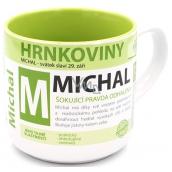 Nekupto Hrnkoviny Hrnek se jménem Michal 0,4 litru