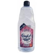 Comfort Intense Fuchsia voda pre uľahčenie žehlenia s vôňou fuchsie 1 l