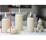 Lima Ice pastel sviečka creme valec 60 x 90 mm 1 kus