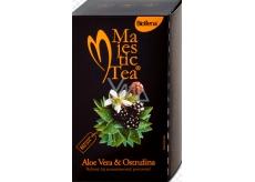 Biogena Majestic Aloe Vera a Ostružina čaj nálevové sáčky 20 x 2,5 g