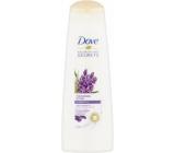 Dove Nourishing Secrets Objemový šampón na vlasy s levanduľovým olejom a extraktom z rozmarínu 250 ml
