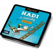Albi Magnetické hry na cesty Hady a rebríky odporúčaný vek 7+