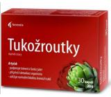 Noventis Tukožroutky pre zníženie hladiny cholesterolu kapsule 30 kusov 20 g