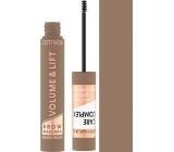 Catrice Volume & Lift Brow Mascara Waterproof riasenka na obočie 020 Blonde 5 ml