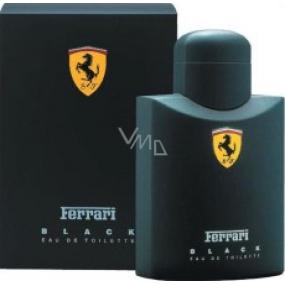 Ferrari Black toaletní voda pro muže 75 ml