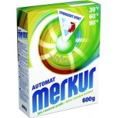 Merkur Automat univerzální prací prostředek pro bílé i barevné prádlo 600 g