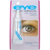 Eyelash Adhesive lepidlo na umelé riasy Clear-White 7 g