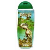 Bohemia Gifts & Cosmetics Kids Dino šampón na vlasy 300 ml