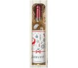 Bohemia Gifts Chardonnay Štastné a veselé 0,75 l, darčekové víno