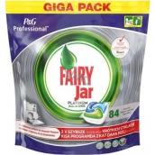 Jar Platinum All in One Green Kapsule do umývačky riadu 84 kusov