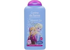 Disney Frozen 2v1 šampon na vlasy a sprchový gel pro děti 250 ml