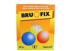 Wesecofix - BruoFix Samolepící sáček ke sběru moči u malých dětí 80 x 220 PE 50 kusů