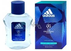 Adidas UEFA Champions League Dare edition voda po holení pre mužov 100 ml