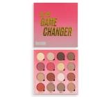Makeup Obsession paletka 6 hravých pigmentovaných matných aj trblietavých očných tieňov v zaujímavých odtieňoch odtieň Be the Game Changer 20,80 g