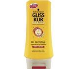 Gliss Kur Oil Nutritive regenerační balzám na vlasy 200 ml