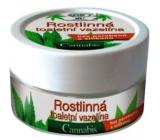 Bione Cosmetics Bio Cannabis rostlinná toaletní vazelína 150 ml