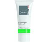 Ziaja Med Antibakteriální lehký pleťový krém proti akné regulující tvorbu kožního mazu 50 ml