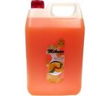 Mika Mikano Beauty Peach & Apricot tekuté mydlo 5 l