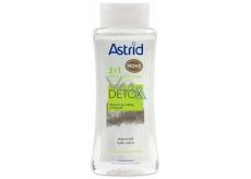 Astrid CityLife Detox 3v1 micelárna voda pre normálnu až mastnú pleť 400 ml