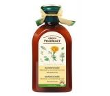 Green Pharmacy Nechtík a Rozmarínový olej kondicionér pre mastné vlasy 300 ml
