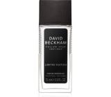 David Beckham Follow Your Instinct parfumovaný deodorant sklo pre mužov 75 ml