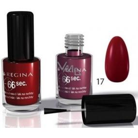 Regina 66 sec. rýchloschnúci lak na nechty č. R17 8 ml