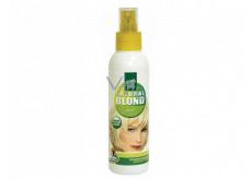 Henna Plus Natural Blond Harmanček zosvetľujúci sprej pre blond až svetlo hnedé vlasy 150 ml