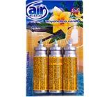 Air menłinu Limber Twist Happy Osviežovač vzduchu náhradná náplň 3 x 15 ml sprej