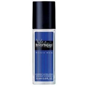 Bruno Banani Magic parfumovaný deodorant sklo pre mužov 75 ml