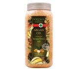 Bohemia Gifts & Cosmetics Arganový olej relaxačný soľ do kúpeľa 900g