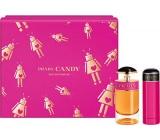Prada Candy parfémovaná voda pro ženy 50 ml + tělové mléko 75 ml, dárková sada