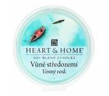Heart & Home Vůně středozemí Sojový přírodní vonný vosk 27 g