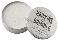 Hawkins & Brimble krém na holenie pre mužov s jemnou vôňou elemi a ženšenu 100 ml