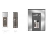 David Beckham Beyond parfumovaný deodorant sklo pre mužov 75 ml + dezodorant sprej 150 ml, darčeková sada