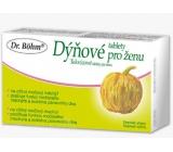 Dr. Bohm Tekvicové tablety pre ženu s citlivým močovým mechúrom 30 tabliet ZĽAVA zár.10 / 2019