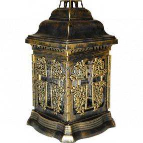 Admit Lampa sklenená veľká Kríž 25,5 cm 100 g LA 207 KAT