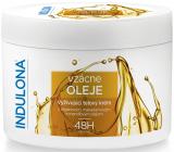 Indulona Vzácne oleje vyživujúci telový krém pre suchú pokožku 250 ml