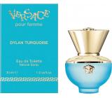 Versace Dylan Turquoise toaletná voda pre ženy 30 ml