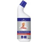 Mr. Proper 3v1 WC čistiaci prostriedok na toaletnej misy 750 ml