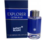 Montblanc Explorer Ultra Blue toaletná voda pre mužov 4,5 ml