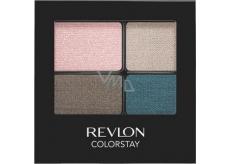 Revlon Colorstay 16 Hour Eye shadow Palette oční stíny 526 Romantic 4,8 g
